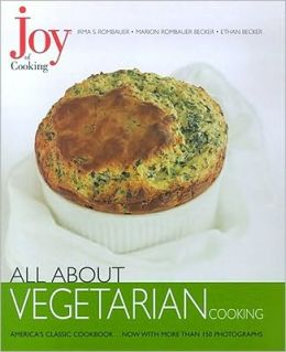 All about Vegetarian Cooking (Joy of Cooking All about... Series)