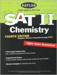 SAT II: Chemistry