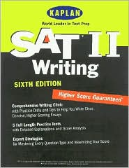 Kaplan SAT II: Writing, 2001-2002