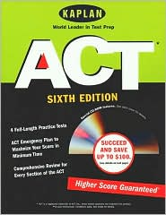 Kaplan Act with CD-ROM