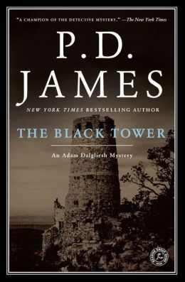 The Black Tower (Adam Dalgliesh Series #5)