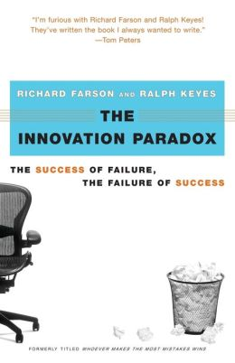 The Innovation Paradox: The Success of Failure, the Failure of Success