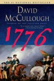 Book Cover Image. Title: 1776, Author: David McCullough