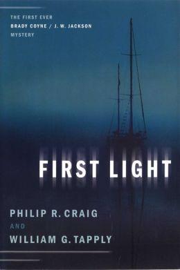 First Light (Brady Coyne/J. W. Jackson Series #1)