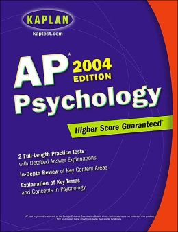 Kaplan AP Psychology: 2004-2005