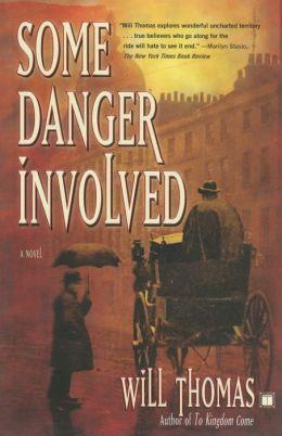 Some Danger Involved (Barker & Llewelyn Series #1)