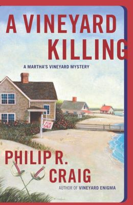 A Vineyard Killing (Martha's Vineyard Mystery Series #14)