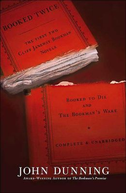 Booked Twice: Booked to Die/The Bookman's Wake