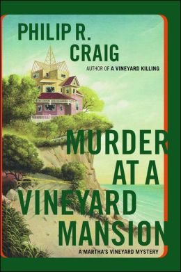 Murder at a Vineyard Mansion (Martha's Vineyard Mystery Series #15)