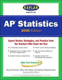 Kaplan AP Statistics 2006