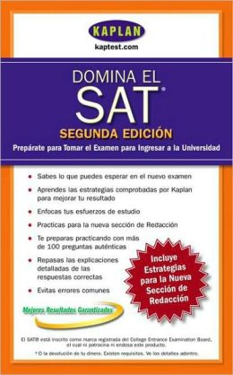 Domina el SAT, 2nd Edition