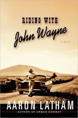 Riding with John Wayne