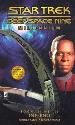 Star Trek Deep Space Nine: Millennium #3: Inferno