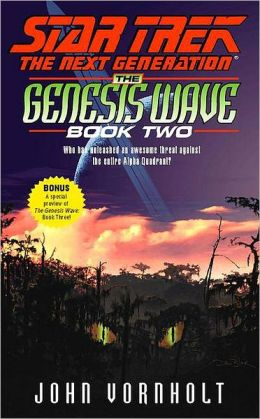 Star Trek The Next Generation: The Genesis Wave #2