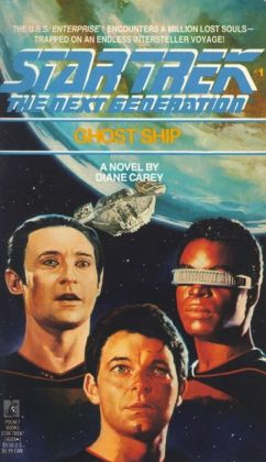 Star Trek The Next Generation #1: Ghost Ship