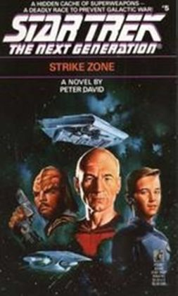 Star Trek The Next Generation #5 - Strike Zone