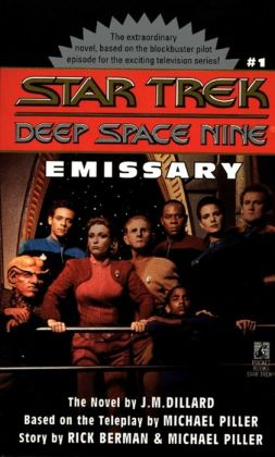 Star Trek: Deep Space Nine #1: Emissary