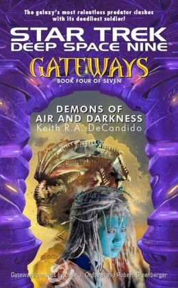 Star Trek Deep Space Nine: Gateways #4: Demons af Air And Darkness