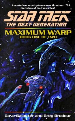 Star Trek The Next Generation: Maximum Warp #1