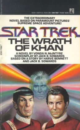 Star Trek #7: Star Trek II: The Wrath of Kahn