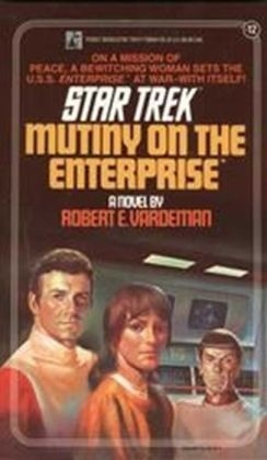 Star Trek #12: Mutiny on the Enterprise