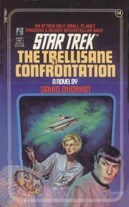 Star Trek #14: The Trellisane Confrontation