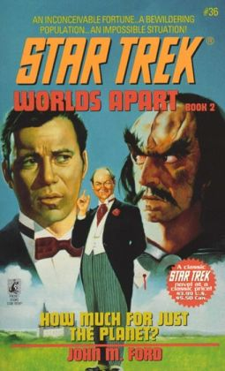 Star Trek #36: How Much for Just the Planet?
