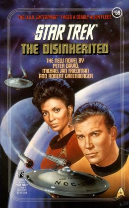 Star Trek #59 - The Disinherited