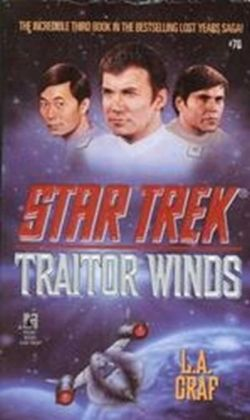 Star Trek #70: Traitor Winds