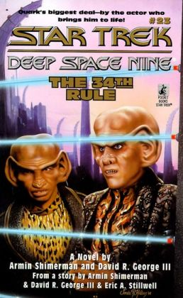 Star Trek Deep Space Nine #23: The 34th Rule