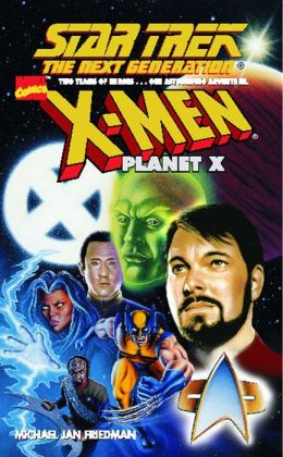 Star Trek The Next Generation: Planet X