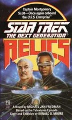 Star Trek The Next Generation: Relics