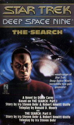 Star Trek Deep Space Nine: The Search