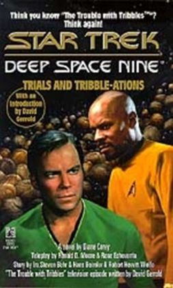 Star Trek Deep Space Nine: Trials and Tribble-ations