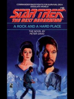 Star Trek The Next Generation #10 - A Rock and A Hard Place