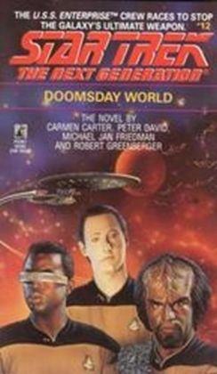 Star Trek The Next Generation #12: Doomsday World