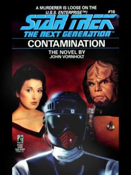 Star Trek The Next Generation #16: Contamination