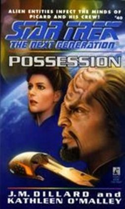 Star Trek The Next Generation #40: Possession