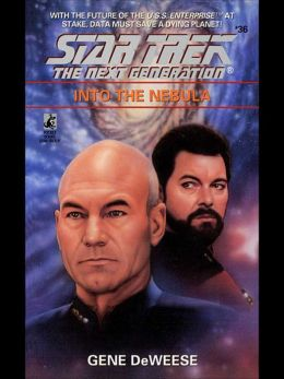 Star Trek The Next Generation #36: Into The Nebula