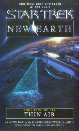 Star Trek #93: New Earth #5: Thin Air