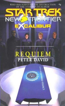 Star Trek New Frontier #9 - Excalibur #1 - Requiem