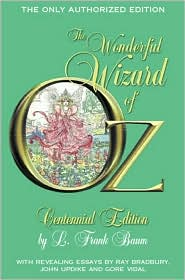 The Marvelous Land of Oz (Oz Series #2)