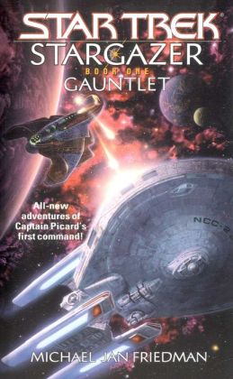 Star Trek Stargazer #1: Gauntlet