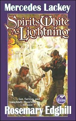 Spirits White As Lightning (Bedlam's Bard Series #5)
