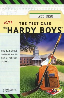 The Test Case (Hardy Boys Series #171)