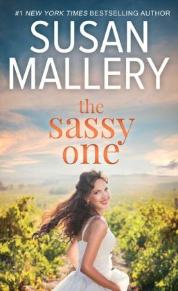 The Sassy One (Marcelli Sisters Series #2)