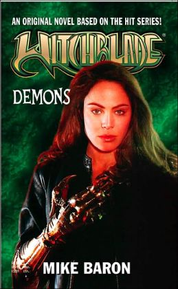 Witchblade: Demons