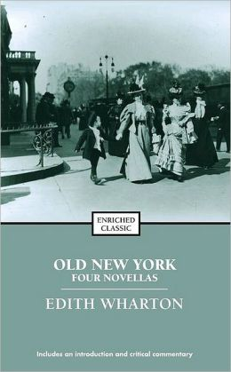 Old New York: Four Novellas