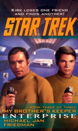 Star Trek #87: My Brother's Keeper #3: Enterprise