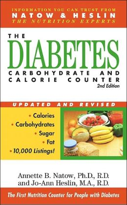 The Diabetes, Carbohydrate, and Calorie Counter; Second Edition
